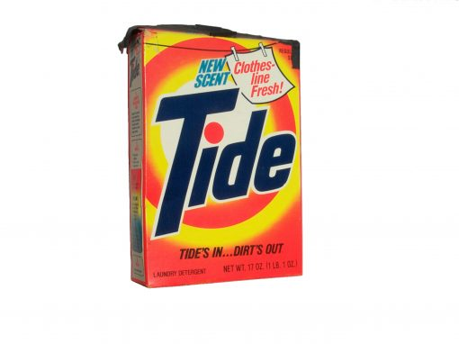 #12. TIDE (small size) / Laudermatt, Oakland, CA