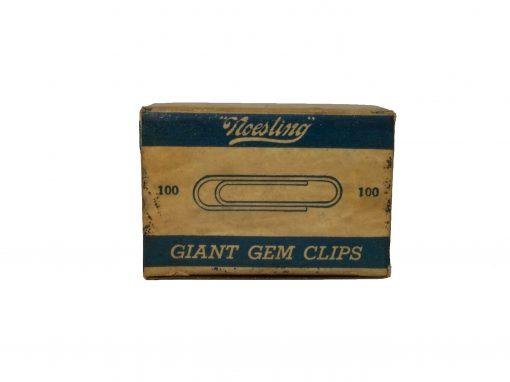 #176 Giant Gen Clips / Paper Clip