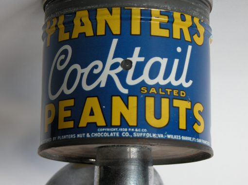 #385 Planter's Cocktail Peanuts #2 (on mount) / Peanuts #2