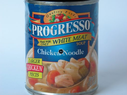 #247 Progresso Chicken Noodle Soup