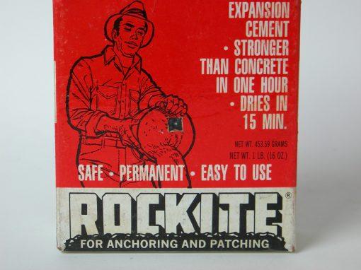 #420 ROCKITE Cement