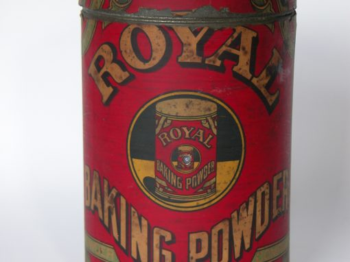 #329 ROYAL Baking Powder (1940)