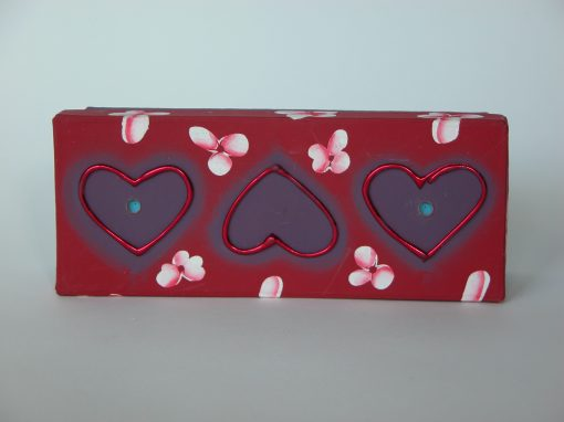 #626 Rectangular Valentine Chocolate Box from Joseph Schmidt's (stereo)