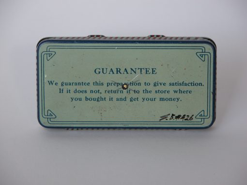 #426 Rexall Orderlies Original LAXATIVE