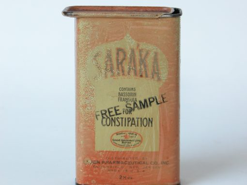 #611 SARAKA for Constipation, FREE SAMPLE