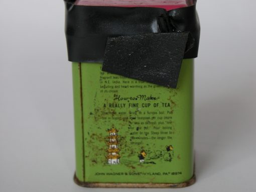 #337 SPICE Tea Tin