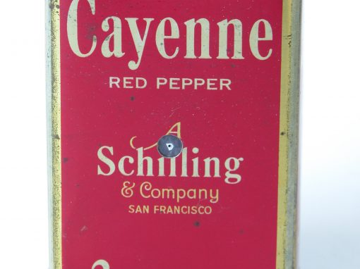 #341 Schilling Cayenne Red Pepper