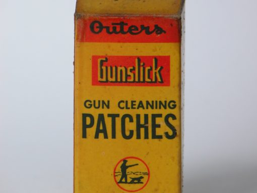 #88 Gun Cleaning Patches / Shotgun
