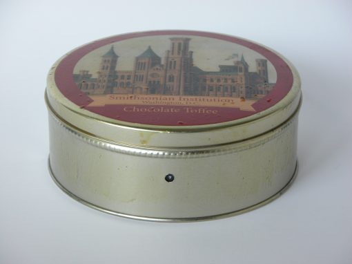 #191 Smithsonian (large tin)