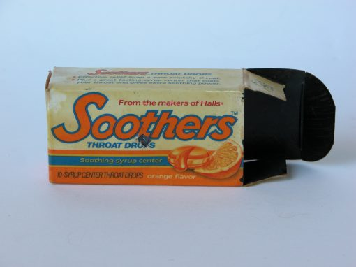 #296 Soother's Throat Drops