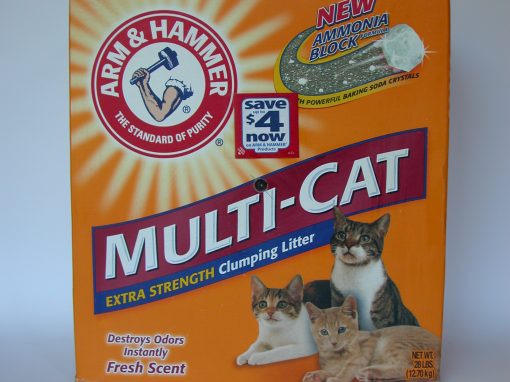 #721 Super Scoop Cat Litter #1