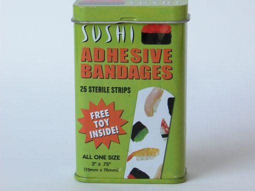 #616 Sushi Band-Aids