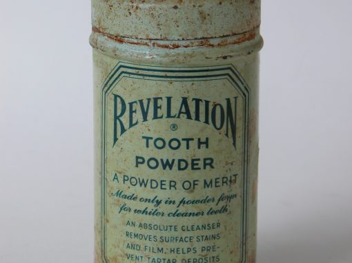 #281 Revelation Tooth Powder / Teeth