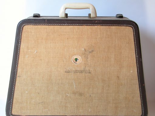 #27 Trapazoidal Suitcase #1 / The Dome Hotel, Syracuse, NY