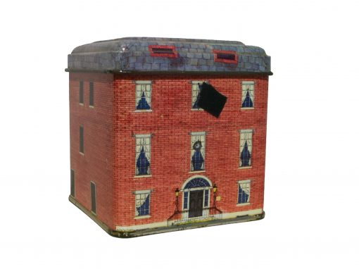 #73 Decatur House commemorative metal tin / The White House (Dec 1998)