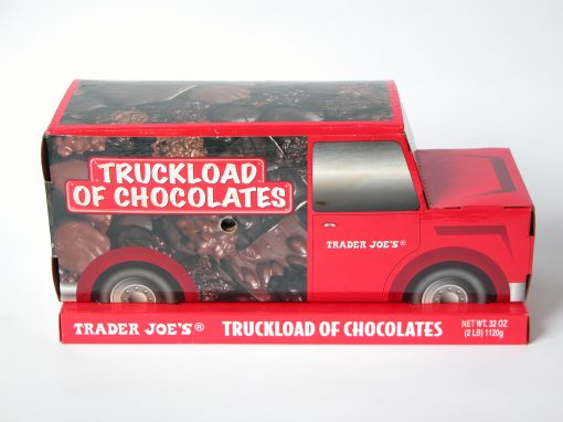 #712 Truckload of Chocolates