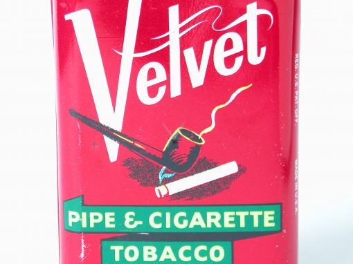 #370 Velvet Pipe & Cigarette Tobacco