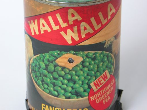 #270 WALLA WALLA Fancy Peas
