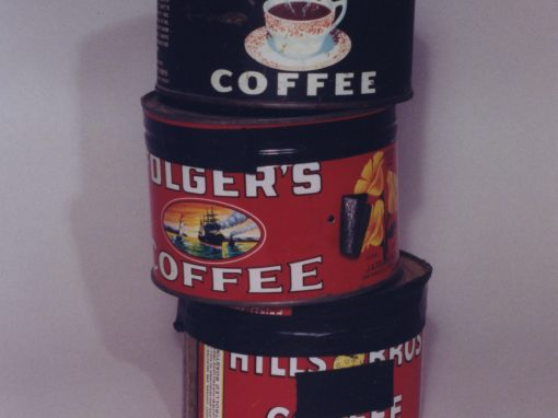#49 Folgers Coffee / (part C) Three Cups of Coffee