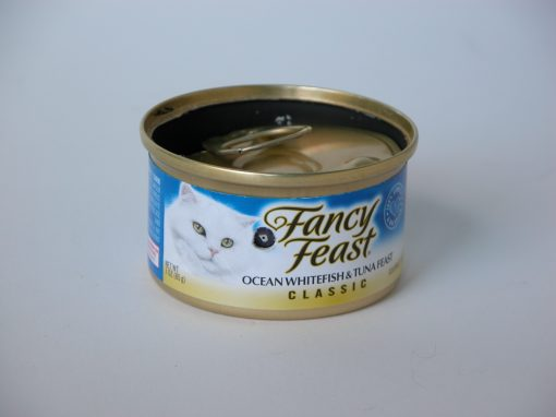 #775 Fancy Feast #10, Tuna Feast
