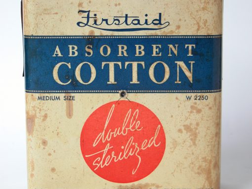 #319 First Aid Absorbant Cotton