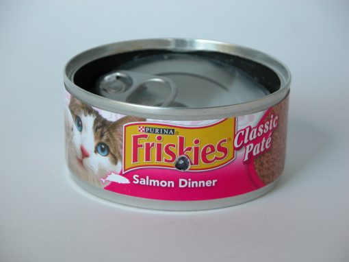 #772 Friskies #9, Salmon Dinner