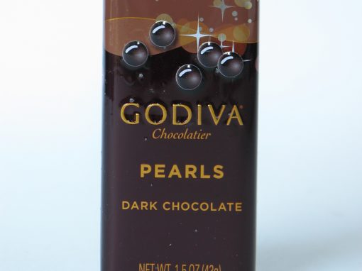 #609 GODIVA Chocolatier PEARLS
