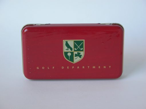 #681 Golf Department #2 w/Red Cover (mono)