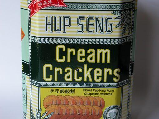 #672 HUP SENG Cream Crackers (Biskut Cap Ping Pong)