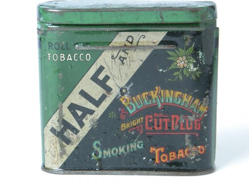 #373 Half & Half Role Cut Tobacco