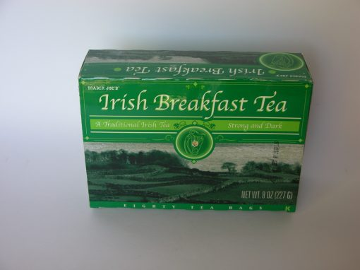 #691 Irish Breakfast Tea in Green Box