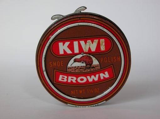 #434 KIWI Brown Shoe Polish