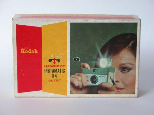 #425 KODAK Hawkeye Instamatic R4 Outfit