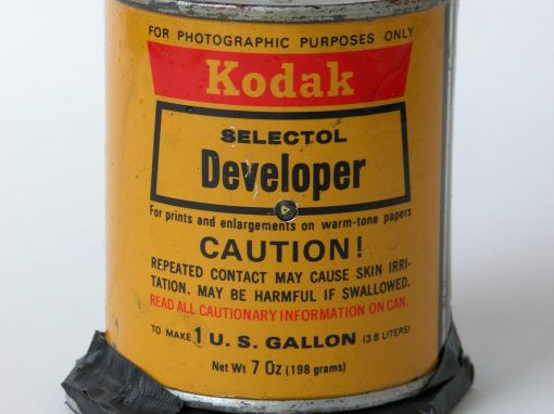 #357 KODAK Selectol Developer 7 oz.
