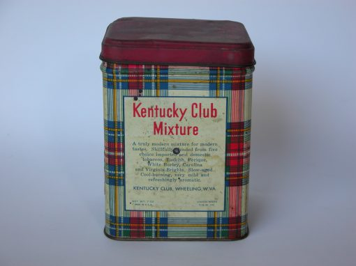 #283 Kentucky Club Mixture