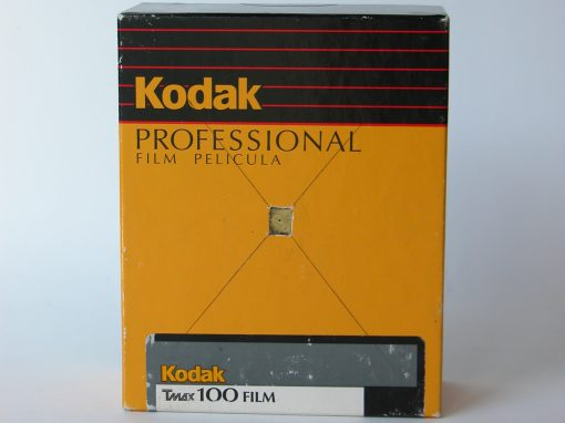 #256 Kodak 4×5 Triple-Box #6, Ankles