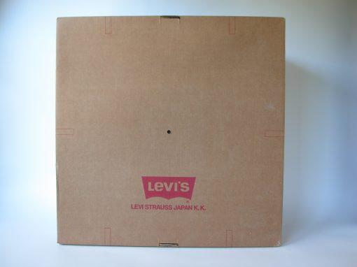 #501 Levi's Shipping Box
