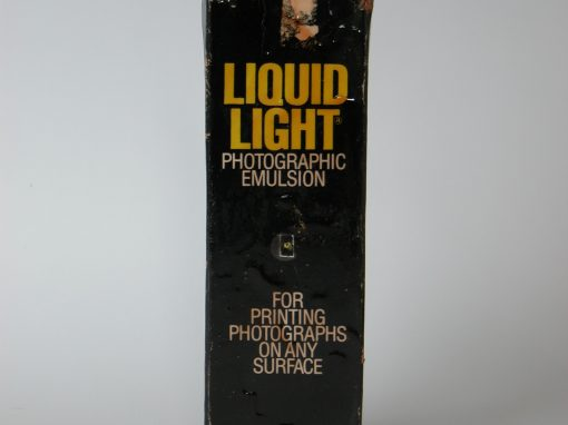 #427 Liquid Light #1, exoires 1985