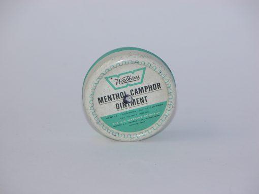 #78 Menthol Camphor Ointment