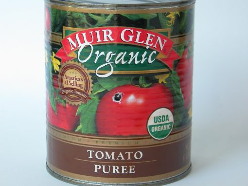 #233 Muir Glen Fire Roasted Sliced Tomatoes #3
