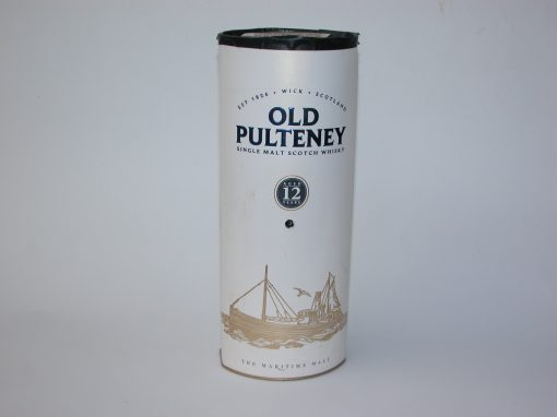 #537 Old Pulteney Scotch Whisky