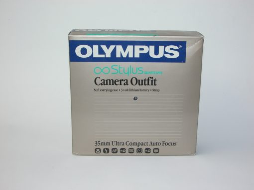 #279 Olympus Camera Outfit