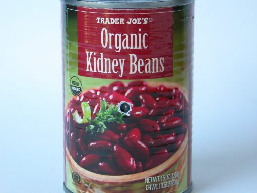 #226 Organic Kidney Beans #1