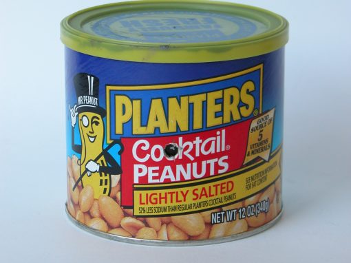 #454 PLANTER'S Cocktail Peanuts #5