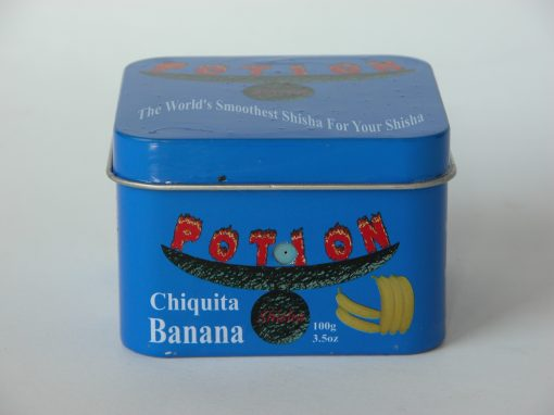 #603 POTION for your Shisha, Chiquita Banana