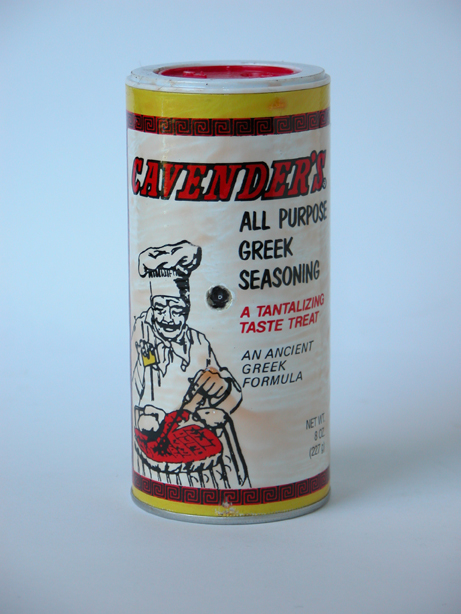 #213 Cavender's All Purpose Greek Seasoning