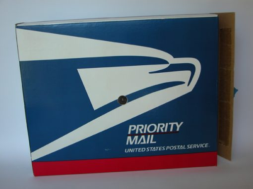 #214 Priority Mail #2 / Marriot Hotel Construction, 4th & Mission, SF