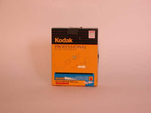 #252 Kodak 4×5 Triple-Box #7 / SFAI Photo Students (replaces original box #1)