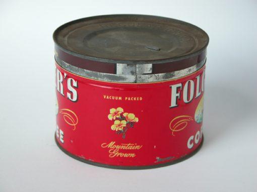 #376 Folger's Coffee #3