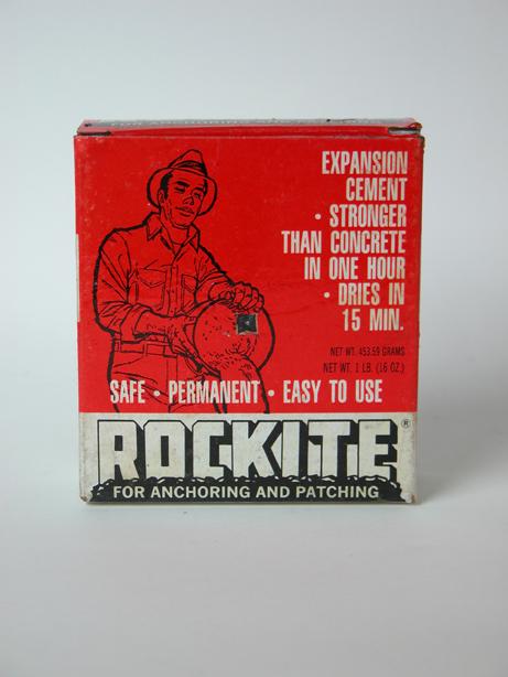 #419 ROCKITE Cement